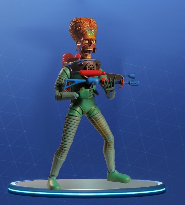 Epic Plz Add A Mars Attack Skin Take My Wallet Fortnite