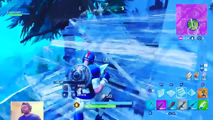 My Trash Win To 7 Points Playing Winter Royale